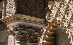 Guided visits in Seville. Alcazar