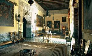 visita palacio de dueñas en sevilla