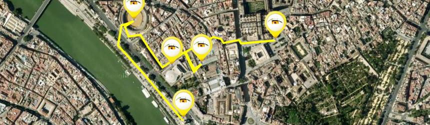 ruta turistica por sevilla monumental
