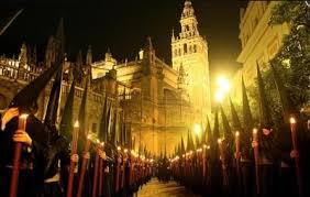 Semana Santa en Sevilla-Easter Week in Seville