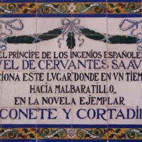 Cervantes sevilla