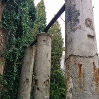 columnas-romanas-calle-marmoles-l